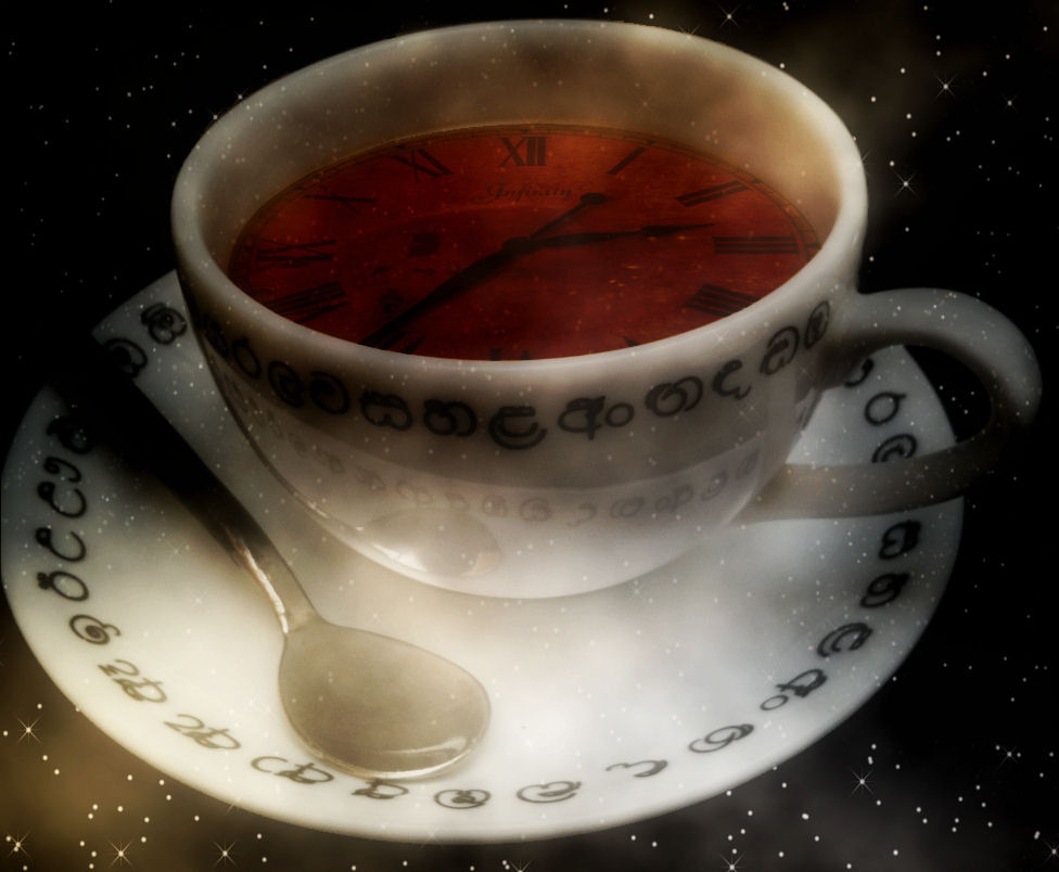 The Long Dark Tea-Time of the Soul (and the Six Stage of Grief)